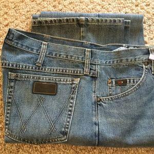Wrangler 20X Jeans 36 X 36
